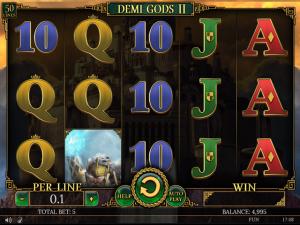 demi gods 2 spielautomaat