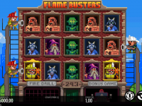 flame busters spielautomaat