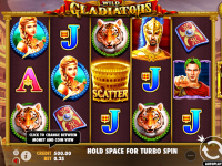 wild gladiators slot